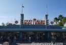 Arriving at Disney California Adventure to start my day