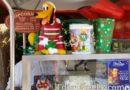 Pluto Popcorn Buckets for the Holidays at Disneyland