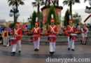 Holiday Toy Drummers at Disney California Adventure Festival of Holidays