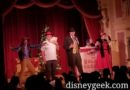 Laughing Stock Co performing A Christmas  Carol in the Golden Horseshoe