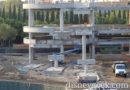 Disneyland New Parking Structure Construction Pictures (11/16)