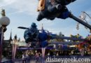 1st Up a Flight with Dumbo in Fantasyland at Disneyland