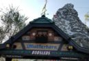 Matterhorn Reopened 11/16 with a new queue configuration and sign at Disneyland (several pictures)