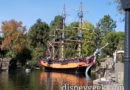 Sailing Ship Columbia on the Rivers of America