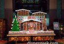 Disney's Grand Californian Hotel Gingerbread House (several pictures)