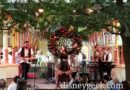 Tina Aldana Band performing at the Paradise Garden Bandstand