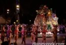 Pictures from my 1st viewing of A Christmas Fantasy Parade this year at  Disneyland