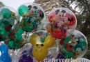 Disneyland Holiday Balloons