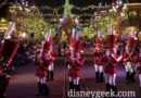 A Christmas Fantasy Parade @ Disneyland (several pictures)