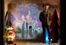 World of Disney Christmas Magic Windows (Pictures & Video)