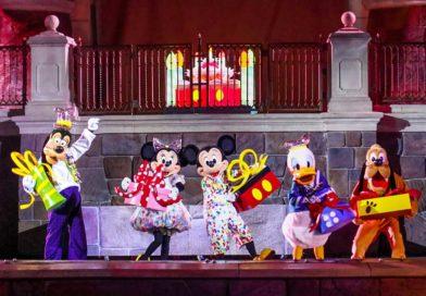 Shanghai Celebrates Mickey's 90th Birthday