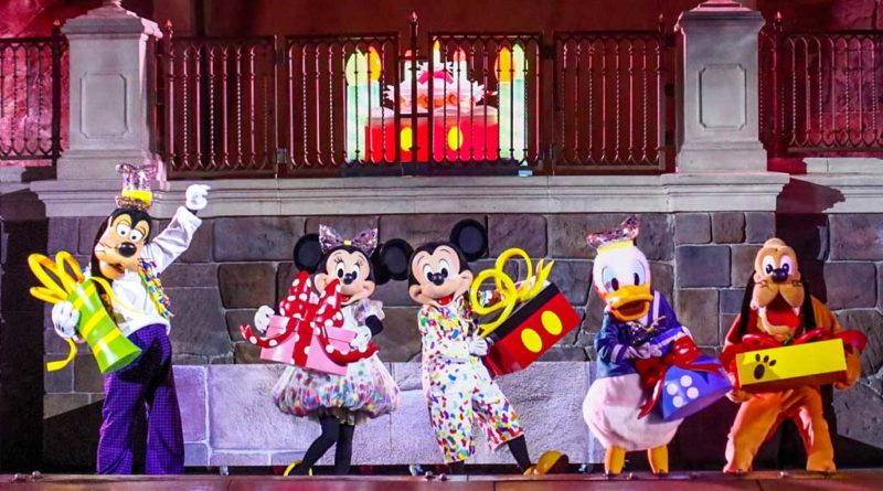 Shanghai Disney Resort Celebrates Mickey 90
