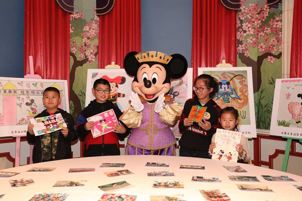 Shanghai Disney Resort Celebrates Mickey 90