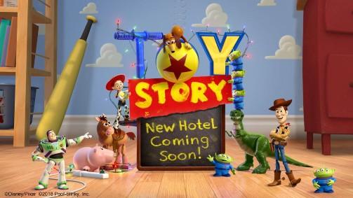Tokyo Disney Toy Story Hotel