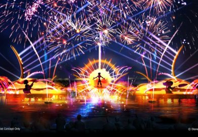Disney Parks Announcements from D23 Destination D