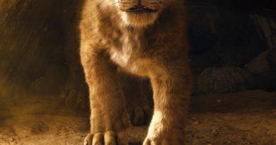 The Lion King Teaser Poster