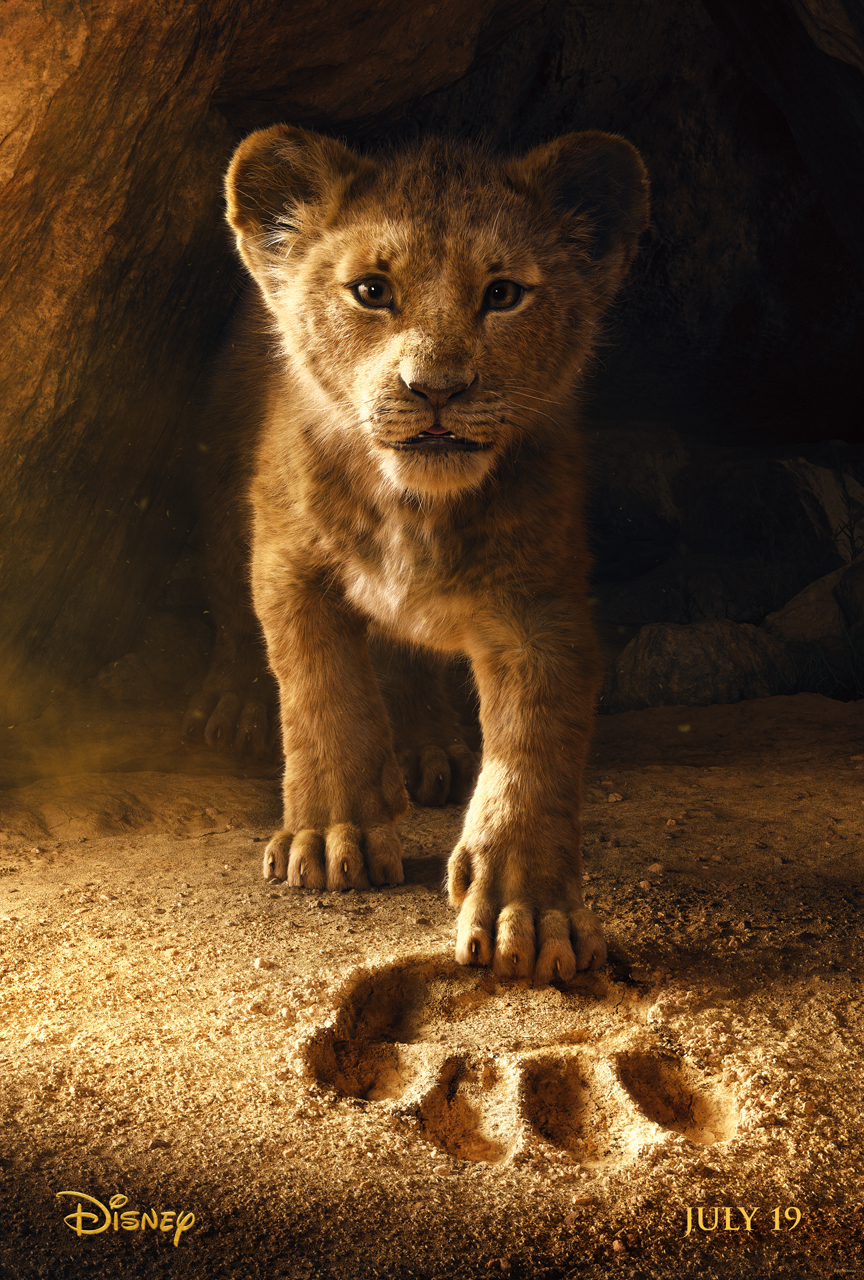 The Lion King Teaser Poster