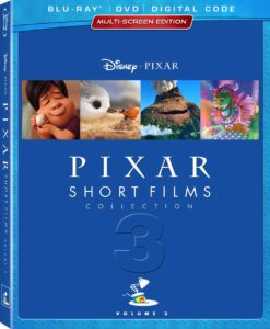 Pixar Short Films Vol 3