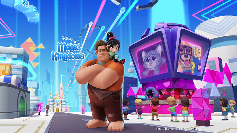 Wreck It Ralph Vanellope Added To Several Disney Games The Geek S Blog Disneygeek Com