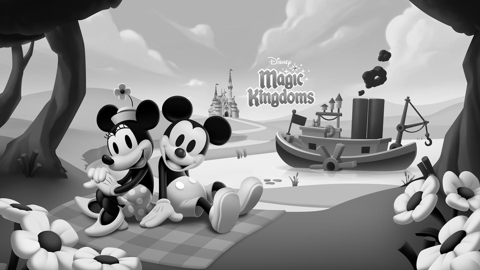 Magic Kingdoms - Mickey 90
