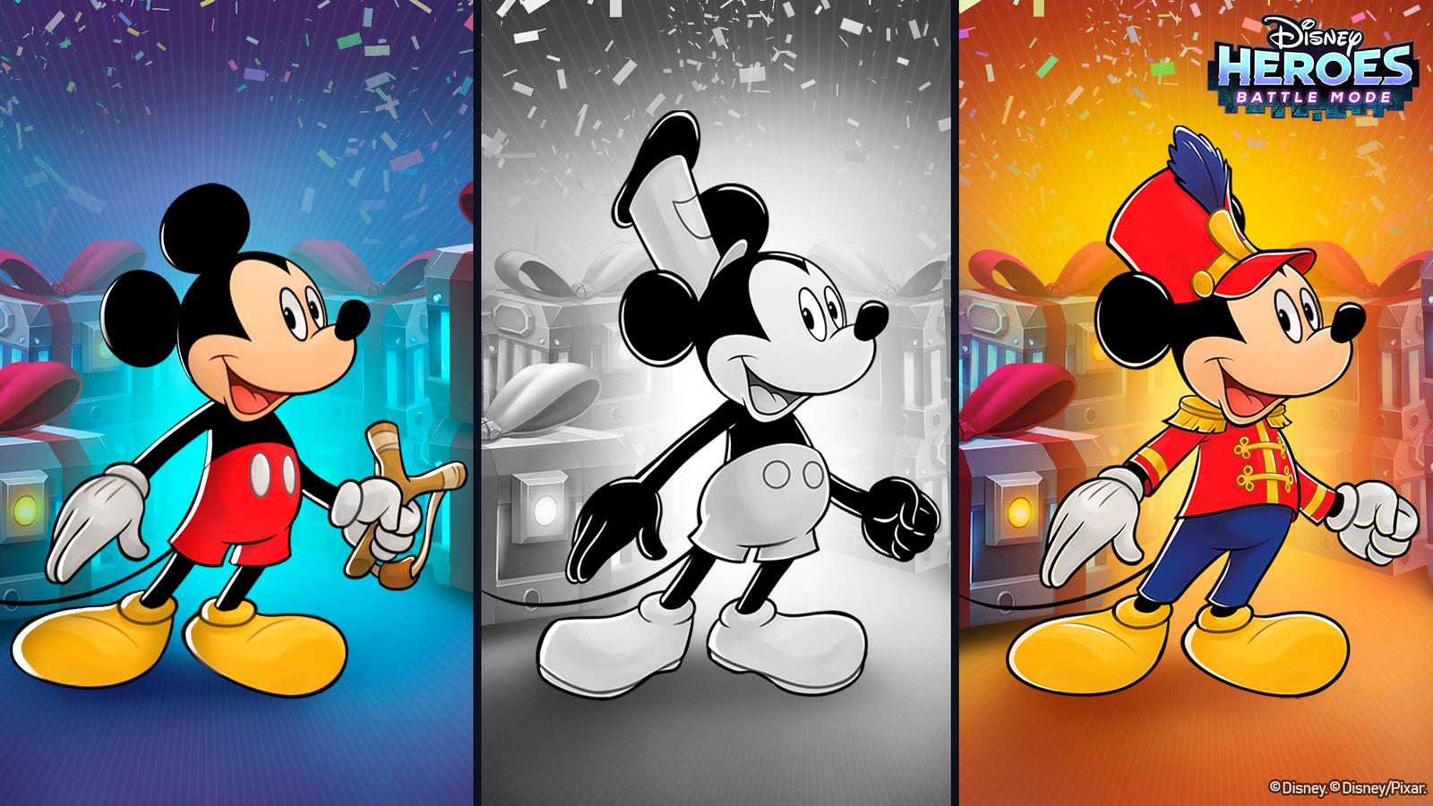 Disney Heroes Mickey 90