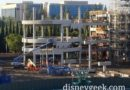 Disneyland New Parking Structure Construction Pictures (12/01)