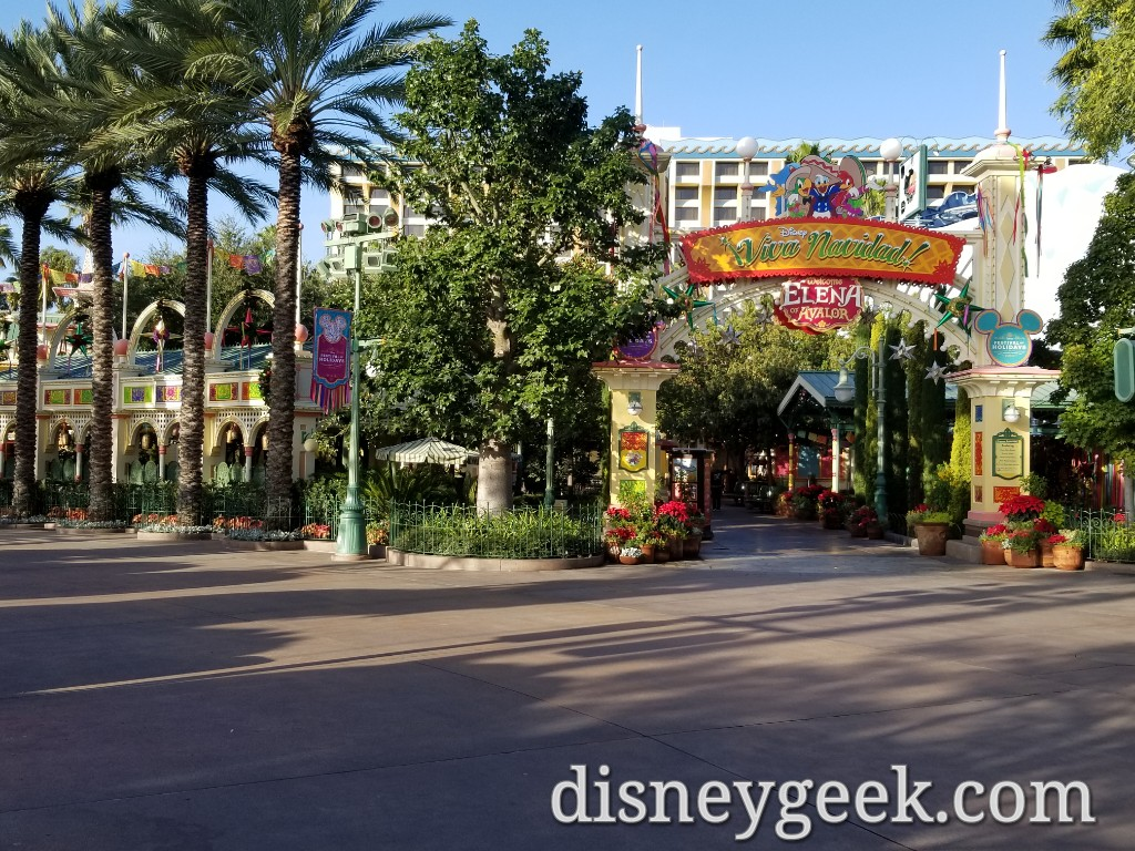 Passing By Paradise Gardens The Geek S Blog Disneygeek Com
