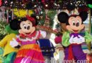Mickey & Minnie in Disney ¡Viva Navidad! Street Party