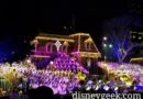 Disneyland Candlelight Ceremony 7:45pm Performance Pictures & Video Clips