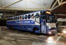 A Magical Express bus ready to go to WDW