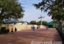 Epcot International Gateway – Disney Skyliner & Ratatouille Construction Pictures