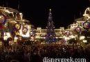Main Street USA at the Magic Kingdom