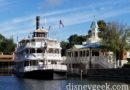 Liberty Belle on the Rivers of America at the Magic Kingdom
