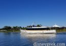 WDW Day 3: Sights from a boat ride – Magic Kingdom to Wilderness Lodge