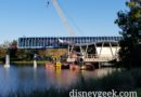Disney Skyliner Construction at Art of Animation & Pop Century Resorts