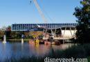 Disney Skyliner Construction at Art of Animation & Pop Century Resorts