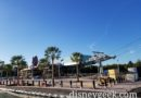 Disney Skyliner Station at Disney's Hollywood Studios Construction