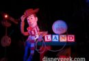 WDW Day 3: An afterdark visit to Toy Story Land