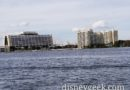 Disney's Contemporary Resort & Bay Lake Tower from Bay Lake
