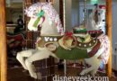 WDW Day 7: Disney's Beach Club Resort Gingerbread Carousel & Decorations Picrures