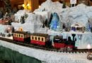 WDW Day 7: Disney's Yacht Club Resort Christmas Decorations