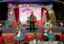 Alice & the White Rabbit at Goofy's Holiday Dance Party