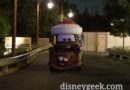Santa Mater Cruising down Cross Street