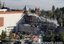 Disneyland Star Wars: Galaxy's Edge Construction Pictures (12/20/18)