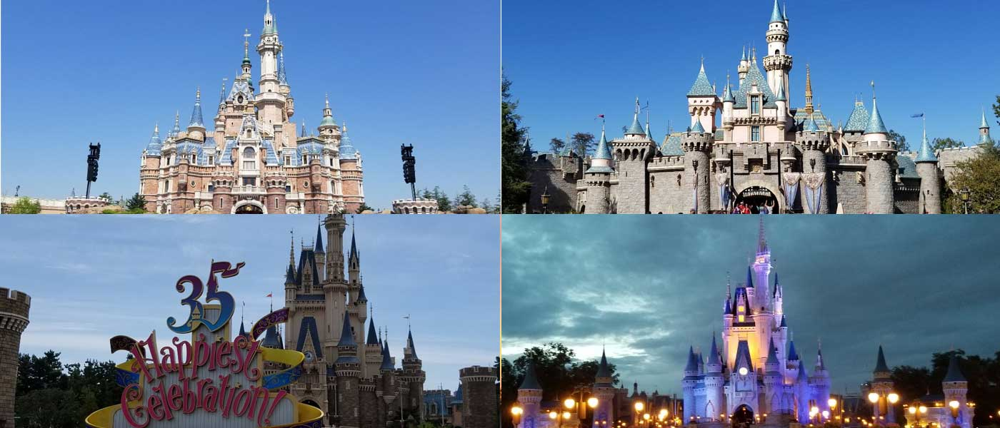 2018 year in review - 4 castles