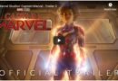 Captain Marvel Trailer & Poster