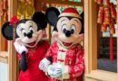Disneyland Resort Celebrates Lunar New Year Jan 25 to Feb 17, 2019