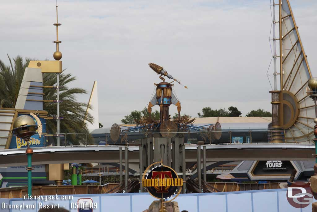 Astro Orbitor 2009 Renovation