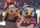 Clarabelle and Daisy on Buena Vista Street