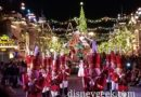A Christmas Fantasy Parade at Disneyland Pictures